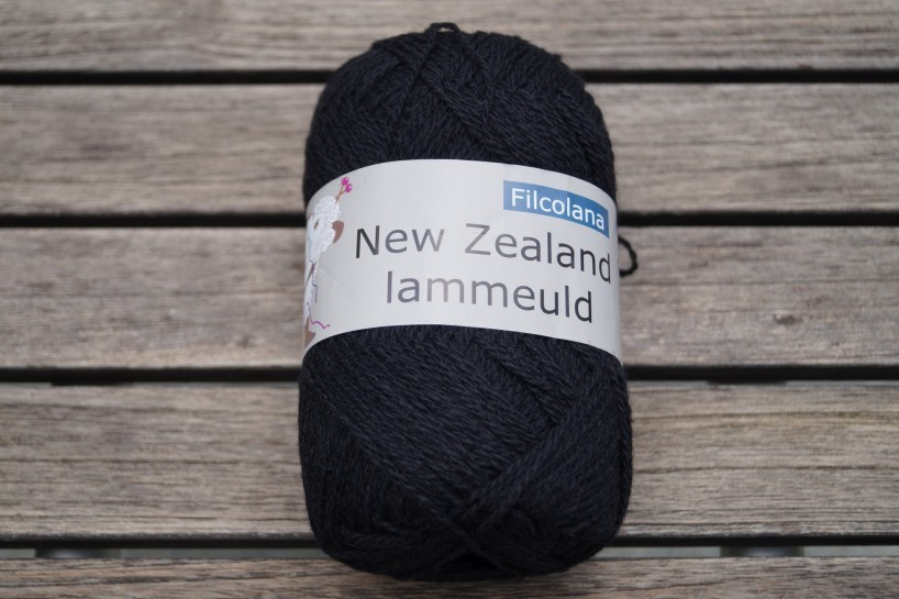 NZ Lammeuld Schwarz