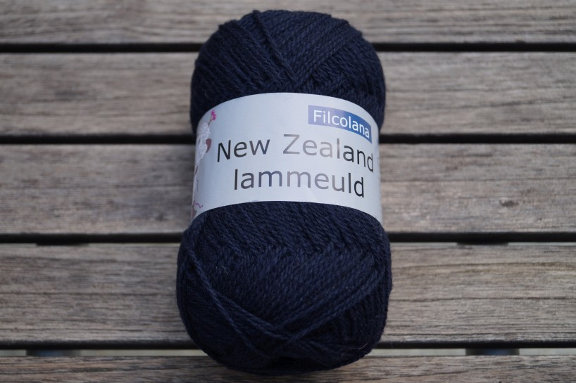 NZ Lammeuld Navy