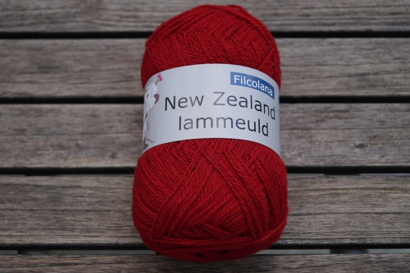 NZ Lammeuld Rot