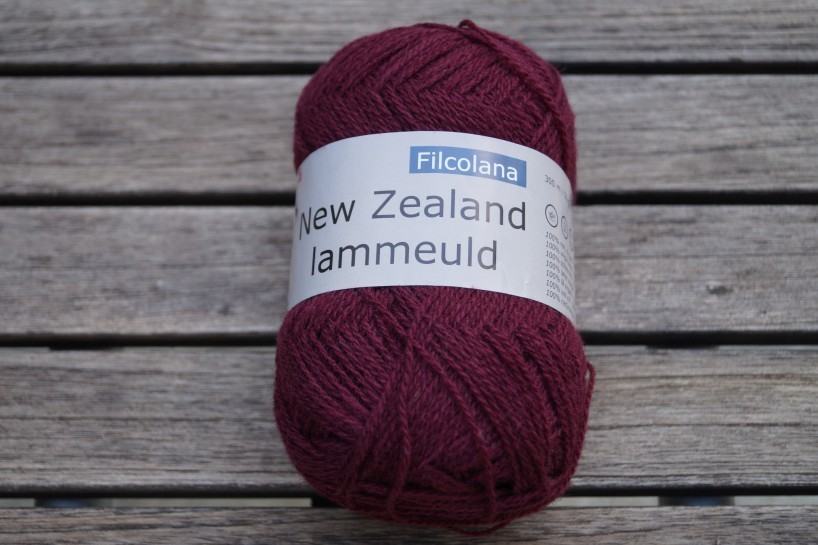NZ Lammeuld Rotwein