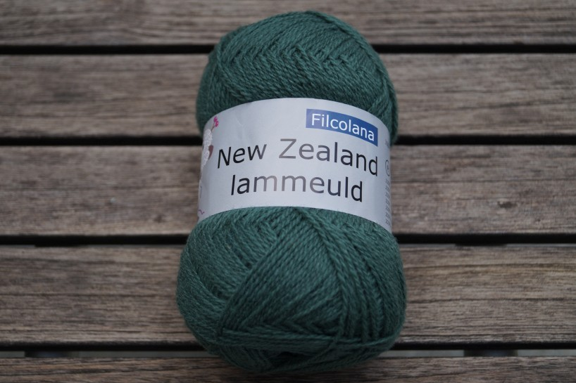 NZ Lammeuld Grün