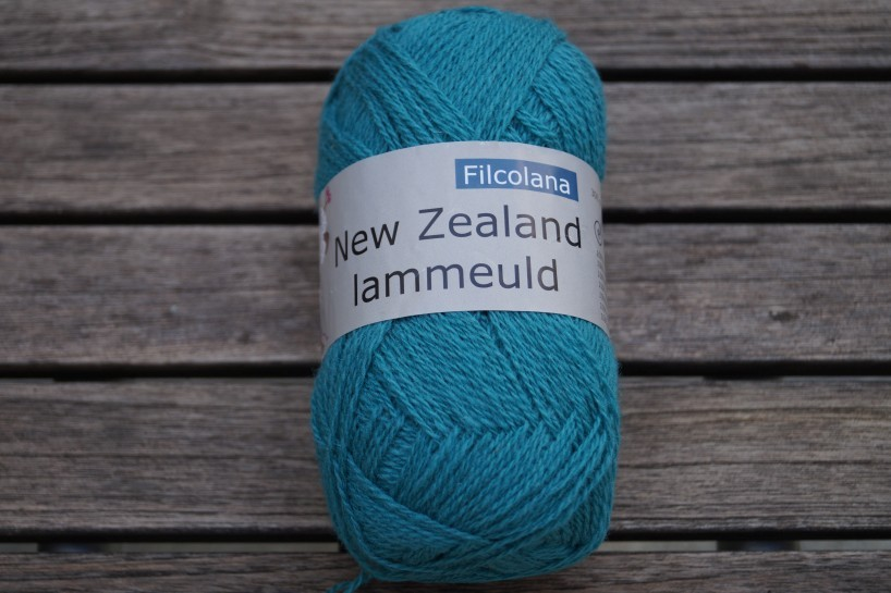 NZ Lammeuld Türkis