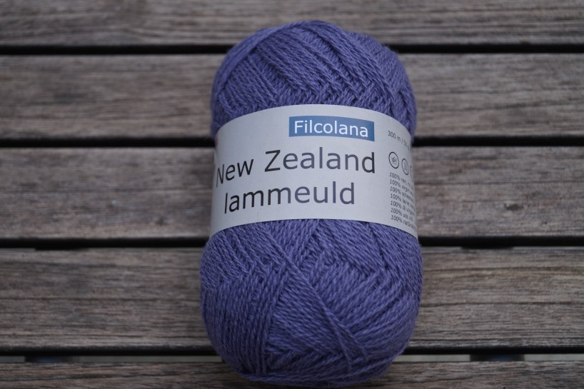 NZ Lammeuld Lavendel