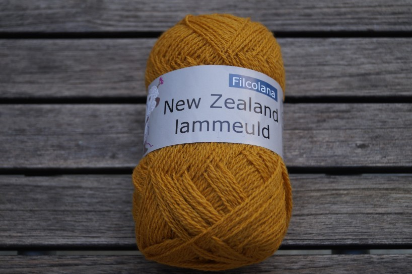 NZ Lammeuld Gelb