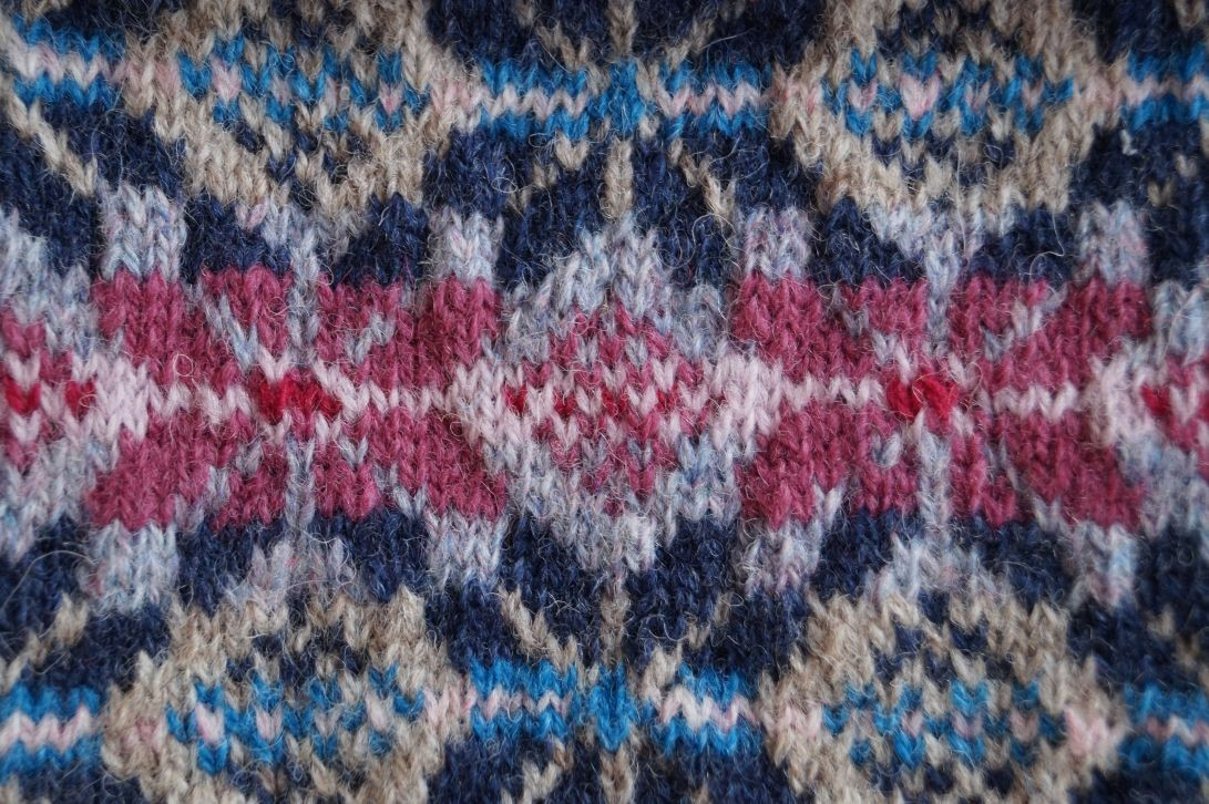 Workshop Fair Isle- Stricken